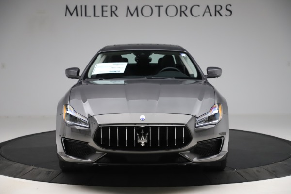 New 2020 Maserati Quattroporte S Q4 GranSport for sale $121,885 at Alfa Romeo of Westport in Westport CT 06880 12