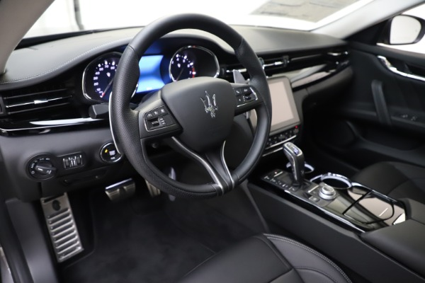 New 2020 Maserati Quattroporte S Q4 GranSport for sale $121,885 at Alfa Romeo of Westport in Westport CT 06880 13