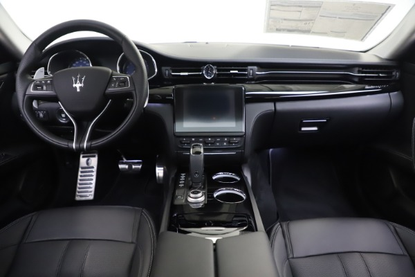 New 2020 Maserati Quattroporte S Q4 GranSport for sale $121,885 at Alfa Romeo of Westport in Westport CT 06880 16