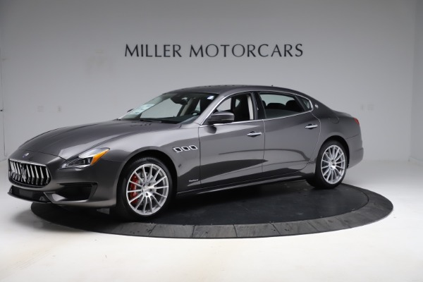 New 2020 Maserati Quattroporte S Q4 GranSport for sale $121,885 at Alfa Romeo of Westport in Westport CT 06880 2