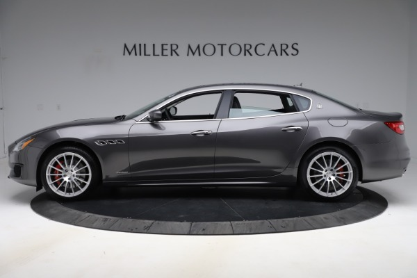 New 2020 Maserati Quattroporte S Q4 GranSport for sale $121,885 at Alfa Romeo of Westport in Westport CT 06880 3