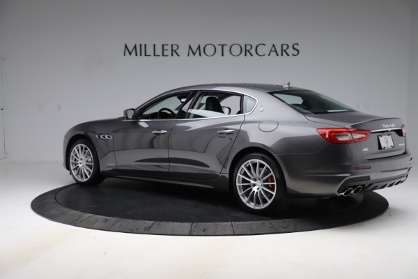 New 2020 Maserati Quattroporte S Q4 GranSport for sale $121,885 at Alfa Romeo of Westport in Westport CT 06880 4