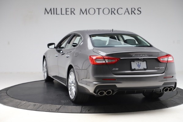 New 2020 Maserati Quattroporte S Q4 GranSport for sale $121,885 at Alfa Romeo of Westport in Westport CT 06880 5