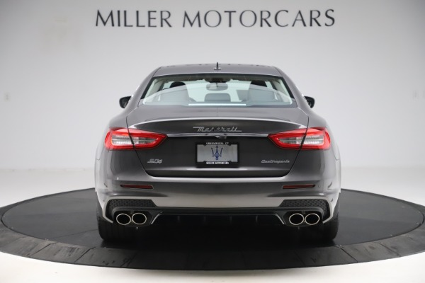 New 2020 Maserati Quattroporte S Q4 GranSport for sale $121,885 at Alfa Romeo of Westport in Westport CT 06880 6