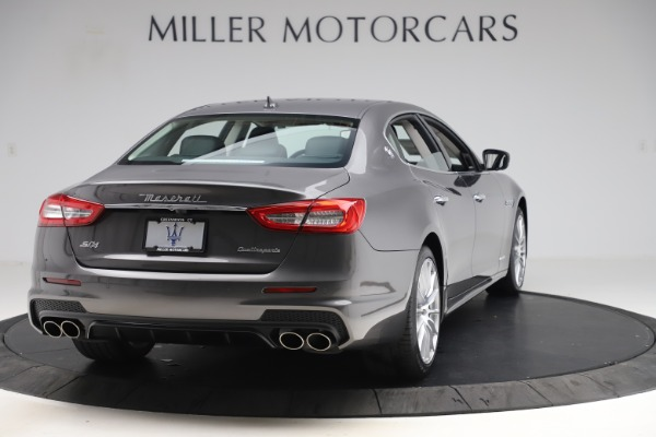 New 2020 Maserati Quattroporte S Q4 GranSport for sale $121,885 at Alfa Romeo of Westport in Westport CT 06880 7