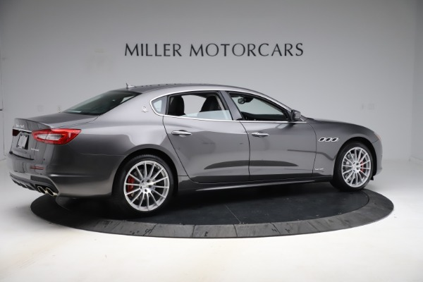 New 2020 Maserati Quattroporte S Q4 GranSport for sale $121,885 at Alfa Romeo of Westport in Westport CT 06880 8