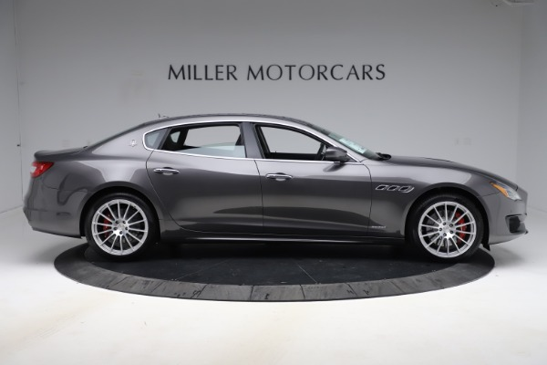 New 2020 Maserati Quattroporte S Q4 GranSport for sale $121,885 at Alfa Romeo of Westport in Westport CT 06880 9