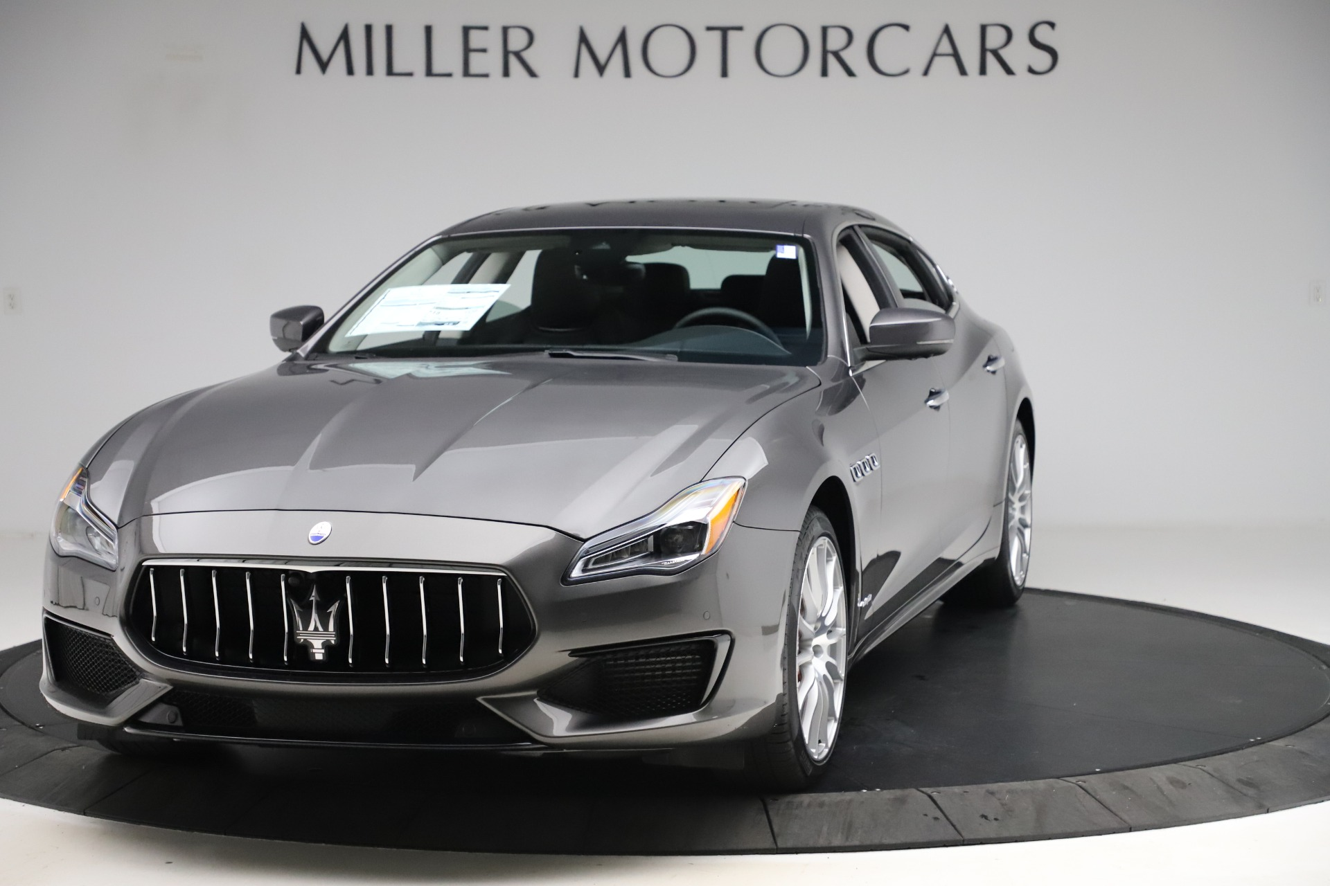 New 2020 Maserati Quattroporte S Q4 GranSport for sale $121,885 at Alfa Romeo of Westport in Westport CT 06880 1