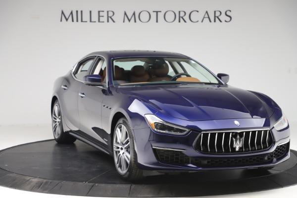 New 2020 Maserati Ghibli S Q4 GranLusso for sale $89,535 at Alfa Romeo of Westport in Westport CT 06880 11