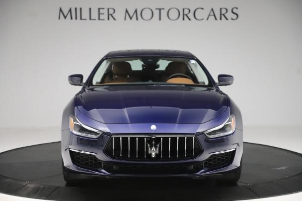 New 2020 Maserati Ghibli S Q4 GranLusso for sale $89,535 at Alfa Romeo of Westport in Westport CT 06880 12