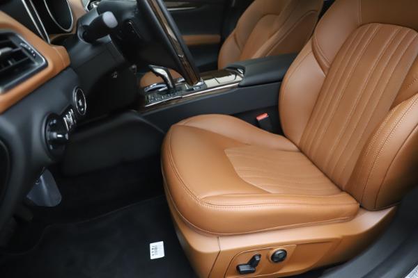 New 2020 Maserati Ghibli S Q4 GranLusso for sale $89,535 at Alfa Romeo of Westport in Westport CT 06880 15