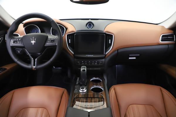 New 2020 Maserati Ghibli S Q4 GranLusso for sale $89,535 at Alfa Romeo of Westport in Westport CT 06880 16