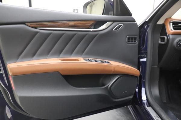New 2020 Maserati Ghibli S Q4 GranLusso for sale $89,535 at Alfa Romeo of Westport in Westport CT 06880 17