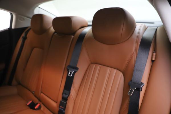 New 2020 Maserati Ghibli S Q4 GranLusso for sale $89,535 at Alfa Romeo of Westport in Westport CT 06880 18