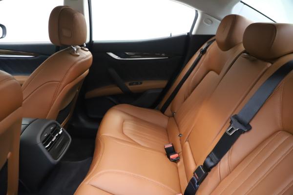 New 2020 Maserati Ghibli S Q4 GranLusso for sale $89,535 at Alfa Romeo of Westport in Westport CT 06880 19