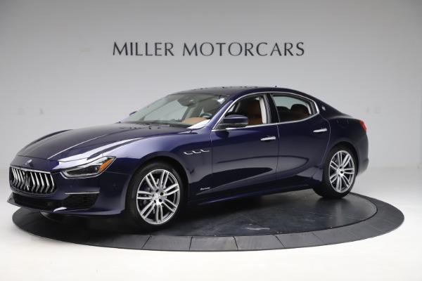 New 2020 Maserati Ghibli S Q4 GranLusso for sale $89,535 at Alfa Romeo of Westport in Westport CT 06880 2