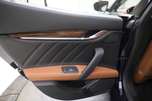 New 2020 Maserati Ghibli S Q4 GranLusso for sale $89,535 at Alfa Romeo of Westport in Westport CT 06880 21