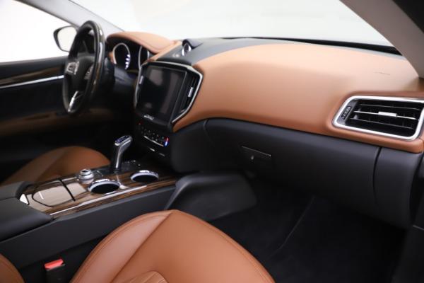 New 2020 Maserati Ghibli S Q4 GranLusso for sale $89,535 at Alfa Romeo of Westport in Westport CT 06880 22