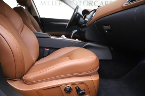 New 2020 Maserati Ghibli S Q4 GranLusso for sale $89,535 at Alfa Romeo of Westport in Westport CT 06880 23