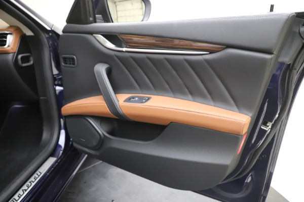 New 2020 Maserati Ghibli S Q4 GranLusso for sale $89,535 at Alfa Romeo of Westport in Westport CT 06880 25