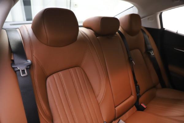 New 2020 Maserati Ghibli S Q4 GranLusso for sale $89,535 at Alfa Romeo of Westport in Westport CT 06880 26