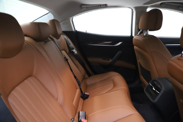 New 2020 Maserati Ghibli S Q4 GranLusso for sale $89,535 at Alfa Romeo of Westport in Westport CT 06880 27