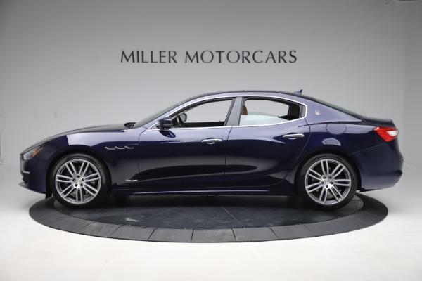 New 2020 Maserati Ghibli S Q4 GranLusso for sale $89,535 at Alfa Romeo of Westport in Westport CT 06880 3