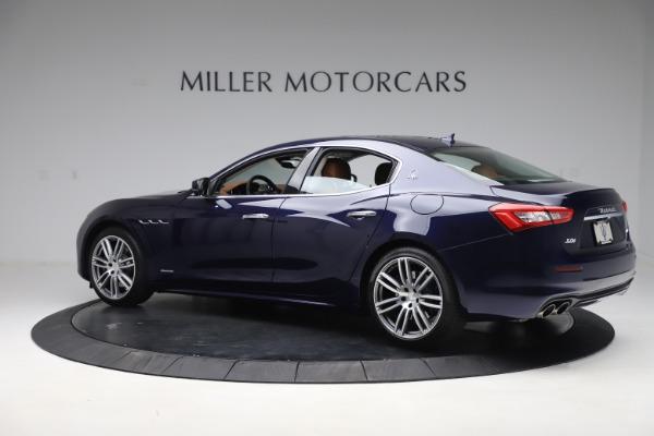 New 2020 Maserati Ghibli S Q4 GranLusso for sale $89,535 at Alfa Romeo of Westport in Westport CT 06880 4