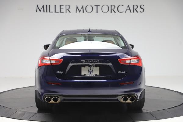 New 2020 Maserati Ghibli S Q4 GranLusso for sale $89,535 at Alfa Romeo of Westport in Westport CT 06880 6