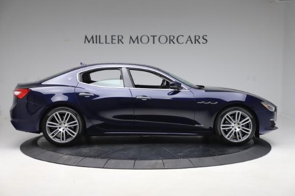 New 2020 Maserati Ghibli S Q4 GranLusso for sale $89,535 at Alfa Romeo of Westport in Westport CT 06880 9