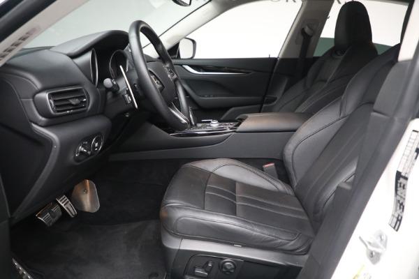New 2020 Maserati Levante Q4 GranSport for sale $81,385 at Alfa Romeo of Westport in Westport CT 06880 13