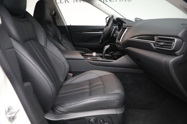 New 2020 Maserati Levante Q4 GranSport for sale $81,385 at Alfa Romeo of Westport in Westport CT 06880 18