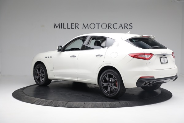 New 2020 Maserati Levante Q4 GranSport for sale $81,385 at Alfa Romeo of Westport in Westport CT 06880 4