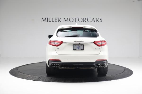 New 2020 Maserati Levante Q4 GranSport for sale $81,385 at Alfa Romeo of Westport in Westport CT 06880 6