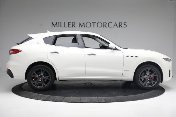 New 2020 Maserati Levante Q4 GranSport for sale $81,385 at Alfa Romeo of Westport in Westport CT 06880 8