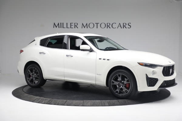 New 2020 Maserati Levante Q4 GranSport for sale $81,385 at Alfa Romeo of Westport in Westport CT 06880 9