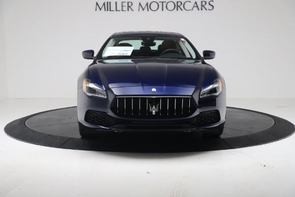 New 2020 Maserati Quattroporte S Q4 GranLusso for sale $122,185 at Alfa Romeo of Westport in Westport CT 06880 12