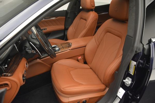 New 2020 Maserati Quattroporte S Q4 GranLusso for sale $122,185 at Alfa Romeo of Westport in Westport CT 06880 13