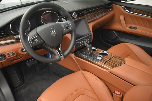 New 2020 Maserati Quattroporte S Q4 GranLusso for sale $122,185 at Alfa Romeo of Westport in Westport CT 06880 14
