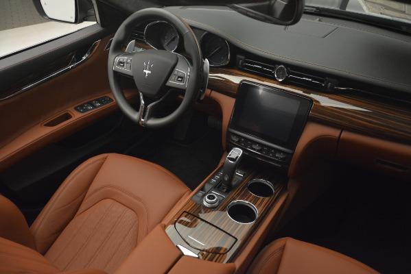 New 2020 Maserati Quattroporte S Q4 GranLusso for sale $122,185 at Alfa Romeo of Westport in Westport CT 06880 16