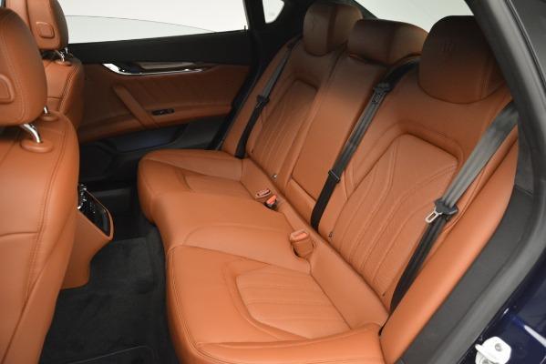 New 2020 Maserati Quattroporte S Q4 GranLusso for sale $122,185 at Alfa Romeo of Westport in Westport CT 06880 17
