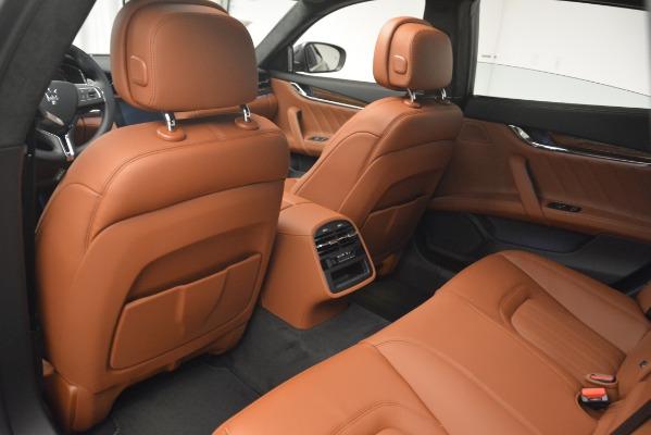 New 2020 Maserati Quattroporte S Q4 GranLusso for sale $122,185 at Alfa Romeo of Westport in Westport CT 06880 18