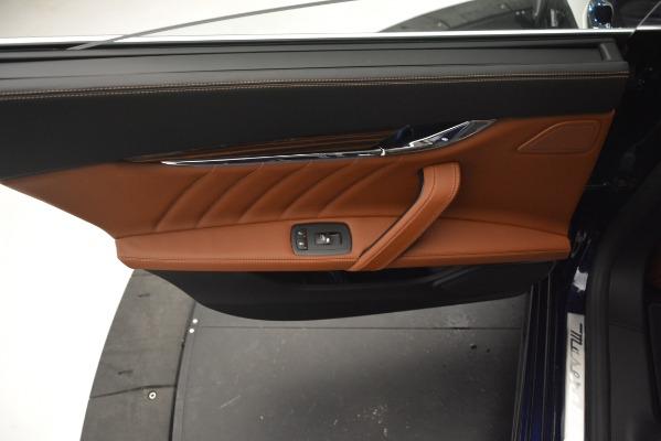 New 2020 Maserati Quattroporte S Q4 GranLusso for sale $122,185 at Alfa Romeo of Westport in Westport CT 06880 19