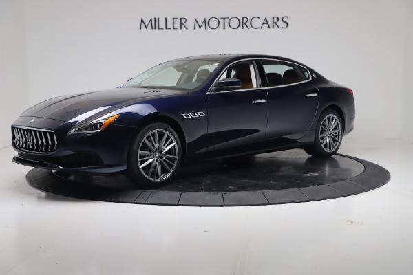 New 2020 Maserati Quattroporte S Q4 GranLusso for sale $122,185 at Alfa Romeo of Westport in Westport CT 06880 2