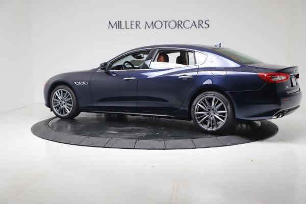 New 2020 Maserati Quattroporte S Q4 GranLusso for sale $122,185 at Alfa Romeo of Westport in Westport CT 06880 4