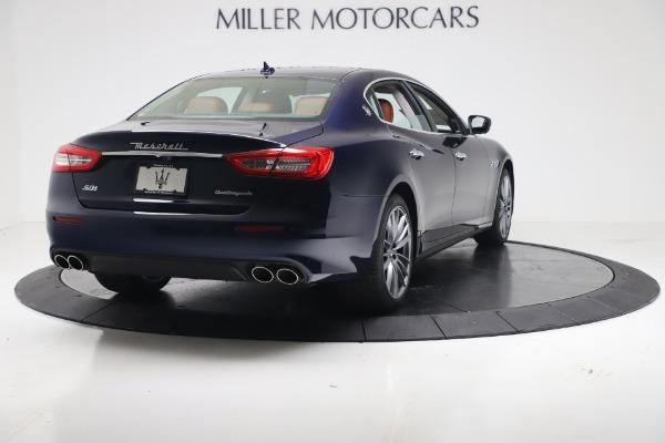 New 2020 Maserati Quattroporte S Q4 GranLusso for sale $122,185 at Alfa Romeo of Westport in Westport CT 06880 7