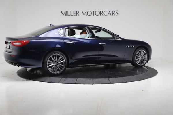 New 2020 Maserati Quattroporte S Q4 GranLusso for sale $122,185 at Alfa Romeo of Westport in Westport CT 06880 8
