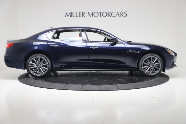New 2020 Maserati Quattroporte S Q4 GranLusso for sale $122,185 at Alfa Romeo of Westport in Westport CT 06880 9