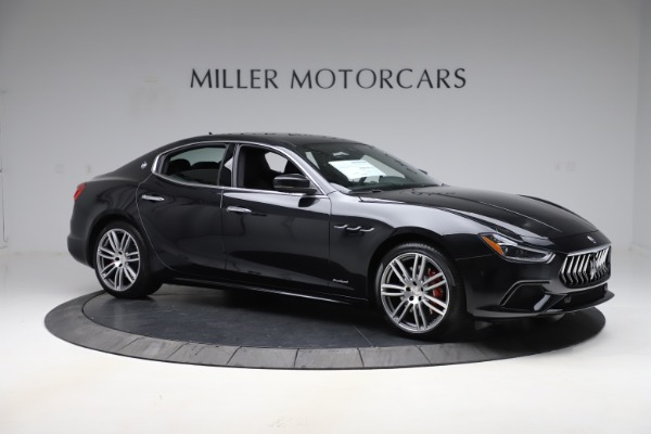 New 2020 Maserati Ghibli S Q4 GranSport for sale $90,285 at Alfa Romeo of Westport in Westport CT 06880 10