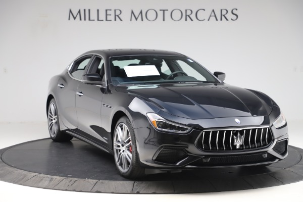 New 2020 Maserati Ghibli S Q4 GranSport for sale $90,285 at Alfa Romeo of Westport in Westport CT 06880 11